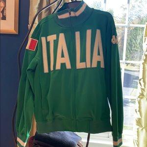 Kappa Italia zip up track jacket